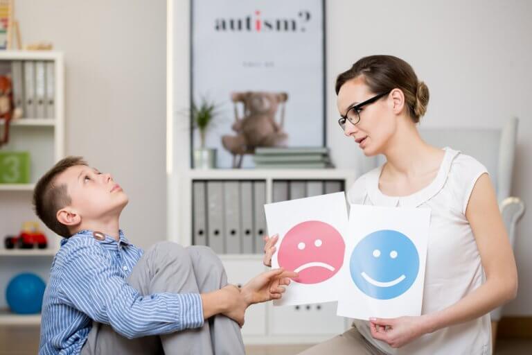 아스퍼거 증후군의 증상