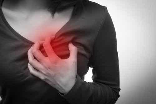 여성에게만 나타나는 5가지 심장정지 증상