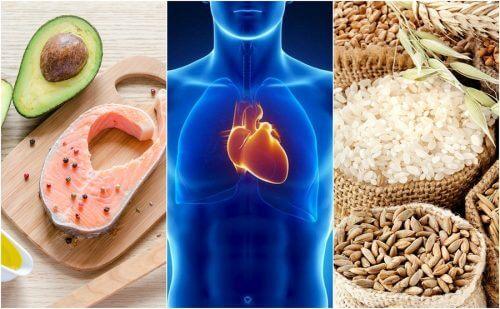 건강한 심장을 위한 6가지 식습관