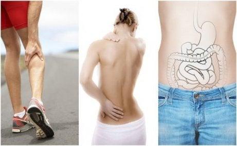 경계해야 할 섬유근육통의 주요 증상 10가지