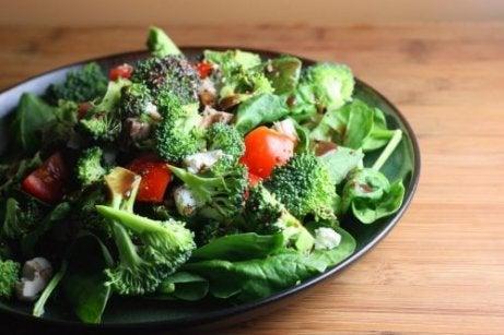 체중 감량을 위한 7가지 고단백 채소
