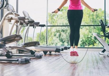 튼튼한 무릎을 위한 줄넘기 운동