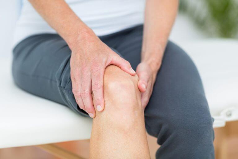 튼튼한 무릎과 무릎 통증