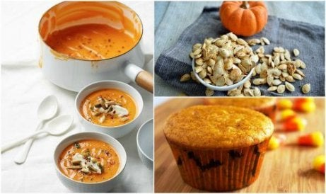 영양가 있는 아침 식사를 위한 4가지 호박 레시피