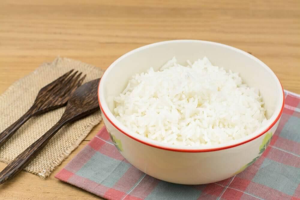 건강하게 쌀 먹기