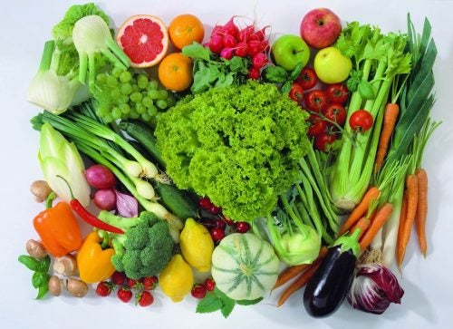 채소 더 많이 먹기