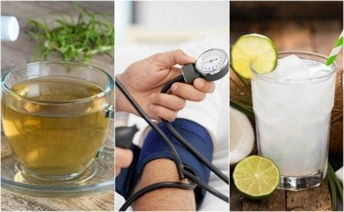 혈압을 조절하는 5가지 천연 요법