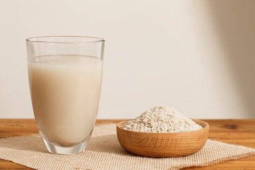 신경성 위염을 쌀 물