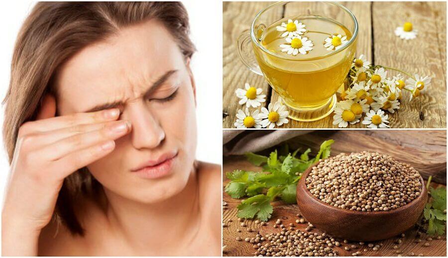 간지러운 눈을 위한 자연 치유법 5가지