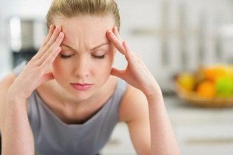 충족 호르몬 시상하부