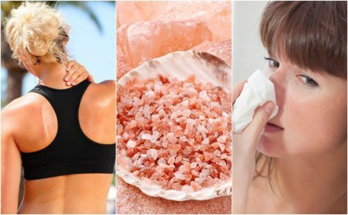 핑크 히말라야 소금의 10가지 효능