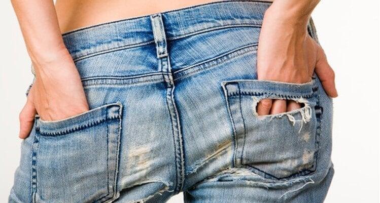 왜 엉덩이에 뾰루지가 생길까?