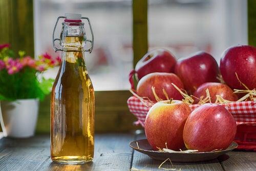 애플사이다 식초