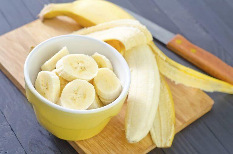 바나나와 호두