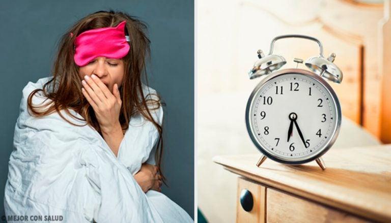 아침에 일어나기 어렵게 만드는 7가지 습관