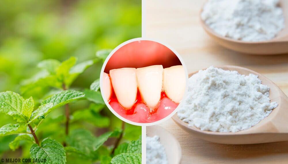 치은염에 효과적인 5가지 자가 요법
