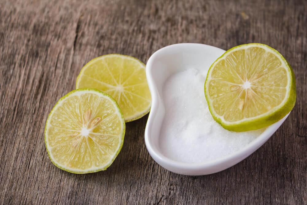 소금 레몬 치은염에 좋은