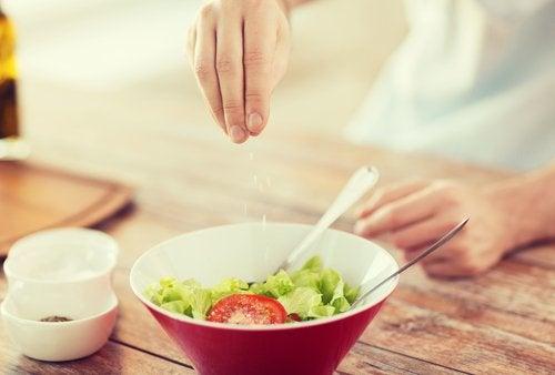건강한 식사