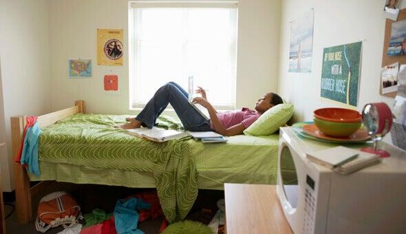방을 건강한 장소로 만드는 6가지 방법