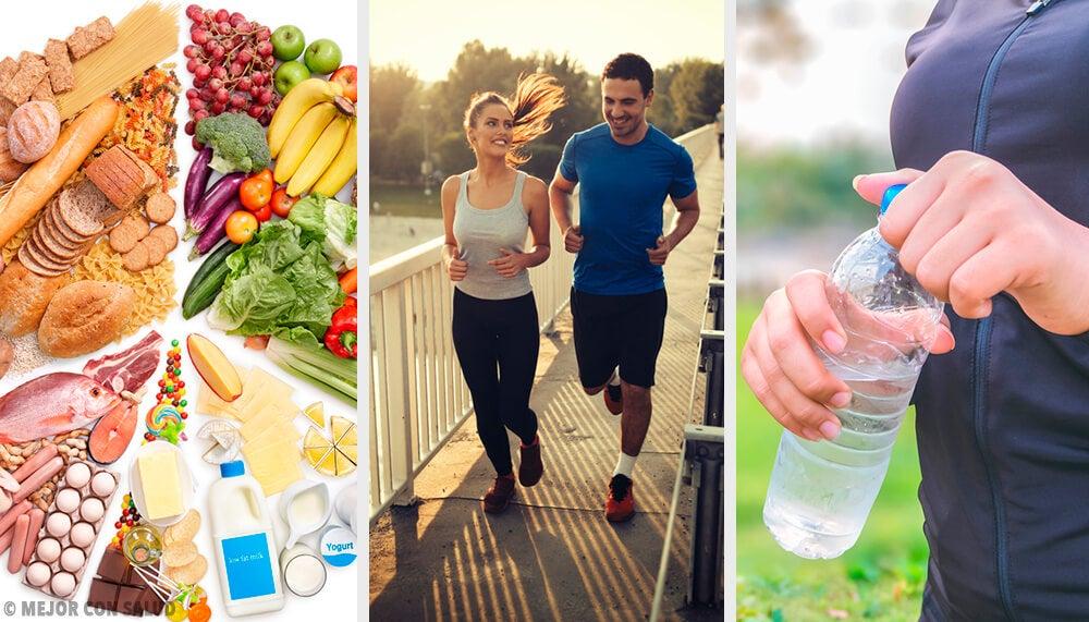 체중 감량을 위한 상식적인 5가지 팁