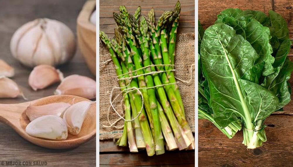 알레르기를 일으킬 수 있는 8가지 채소