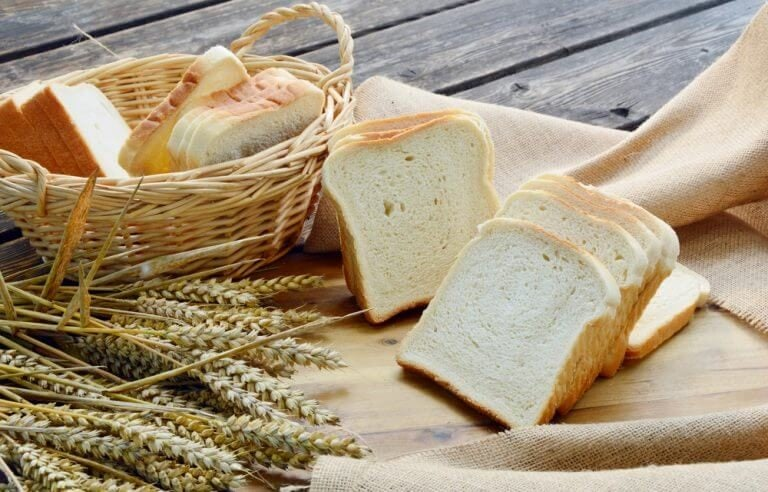 살이 찌지 않는 건강한 빵