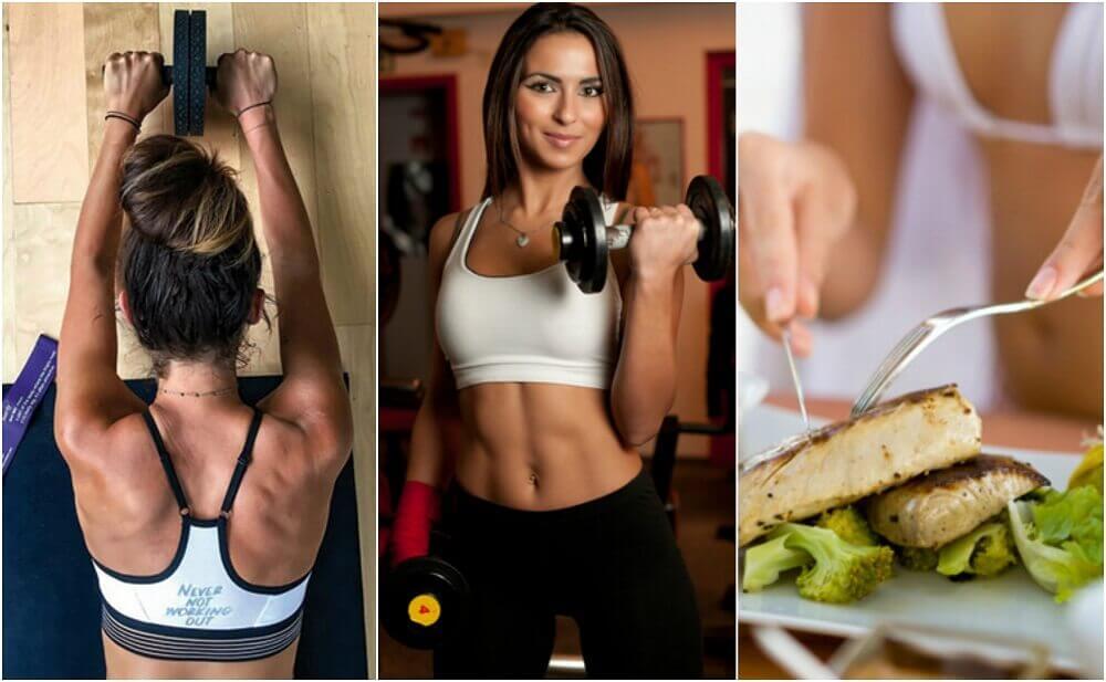 근육량을 늘리고 지방을 태우는 핵심 비법