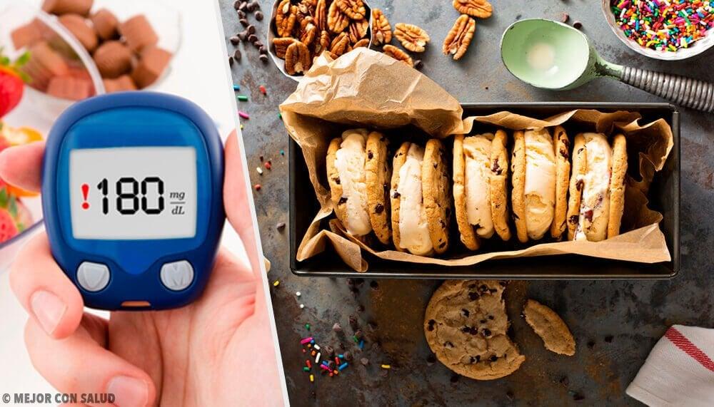 당뇨 환자를 위한 4가지 디저트