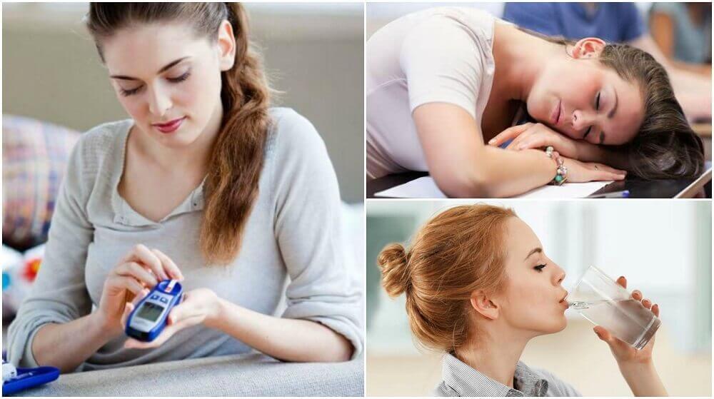당뇨 초기 증상 8가지