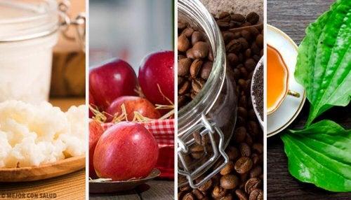 민감한 위장에 안전한 10가지 음식