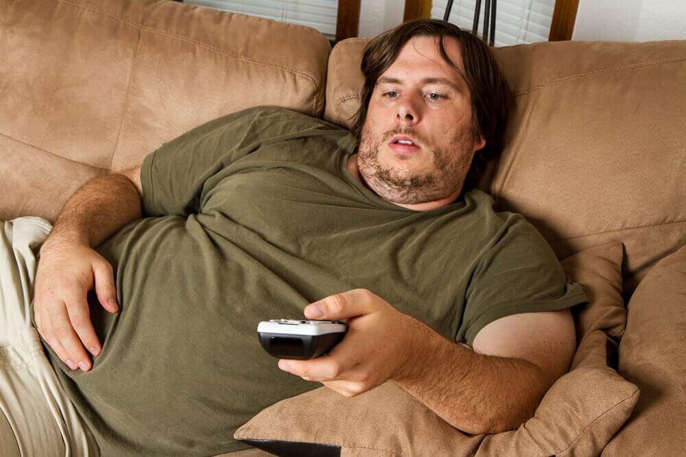 비만의 조절 불능형