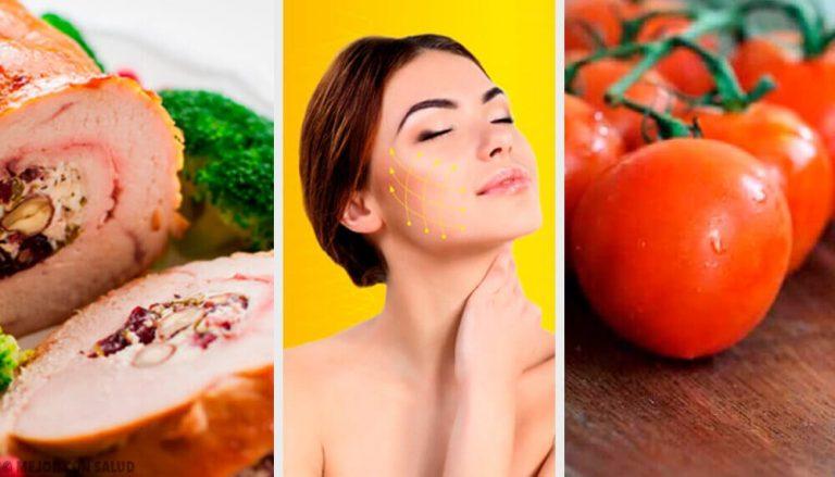 콜라겐 생성을 촉진하는 4가지 식품