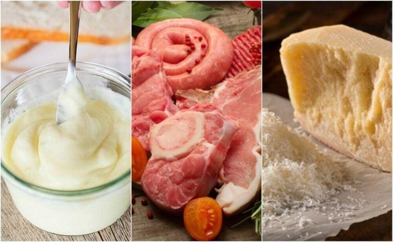 나쁜 콜레스테롤이 함유된 의외의 음식 6가지