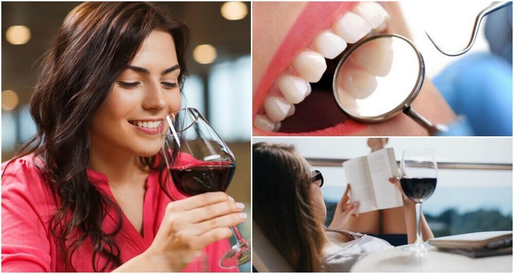 레드 와인을 적당히 마셔야 하는 8가지 이유