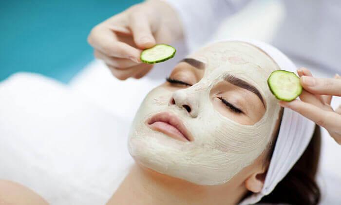 건강한 피부를 위한 4가지 천연 레시피