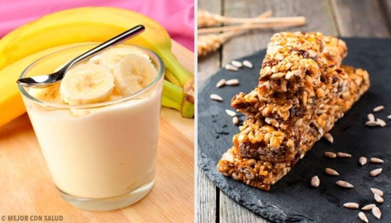 몸매를 가꿔주는 맛있는 아침 식사 10가지