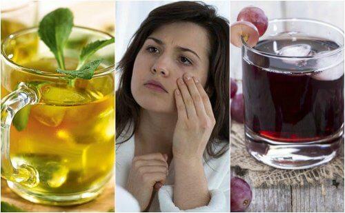 빈혈에 효과가 있는 5가지 건강 음료