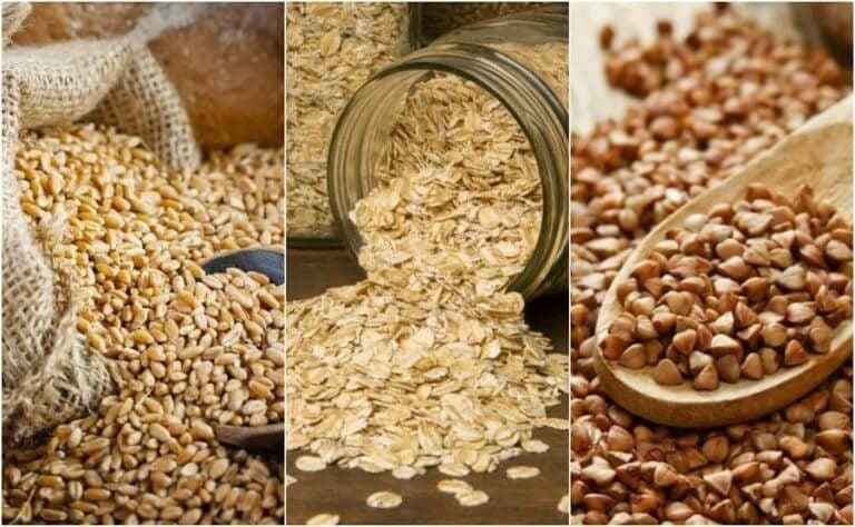 식단에 포함해야 할 6가지 통곡물