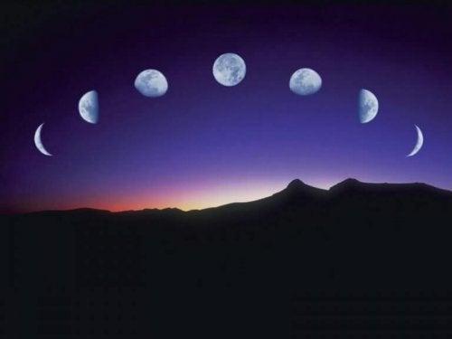 달이 사람에게 미치는 영향