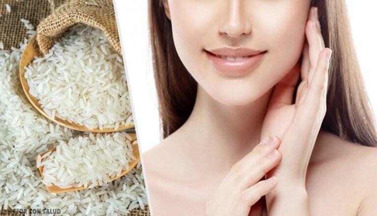 쌀을 활용하여 모두가 부러워하는 피부를 가꾸는 방법