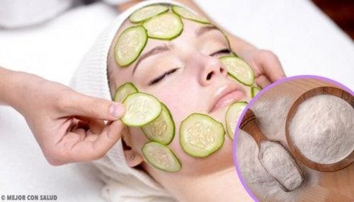 피부 불순물을 제거하는 6가지 얼굴 팩