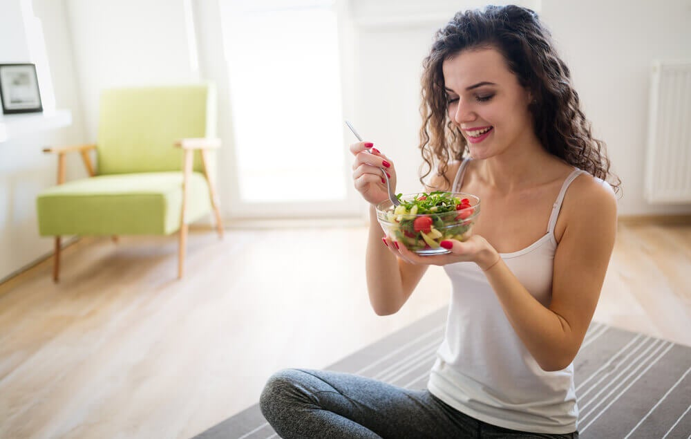 건강한 식품