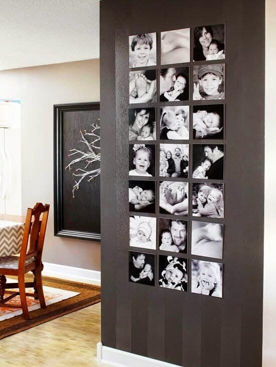 벽 실내 칸막이 예술성