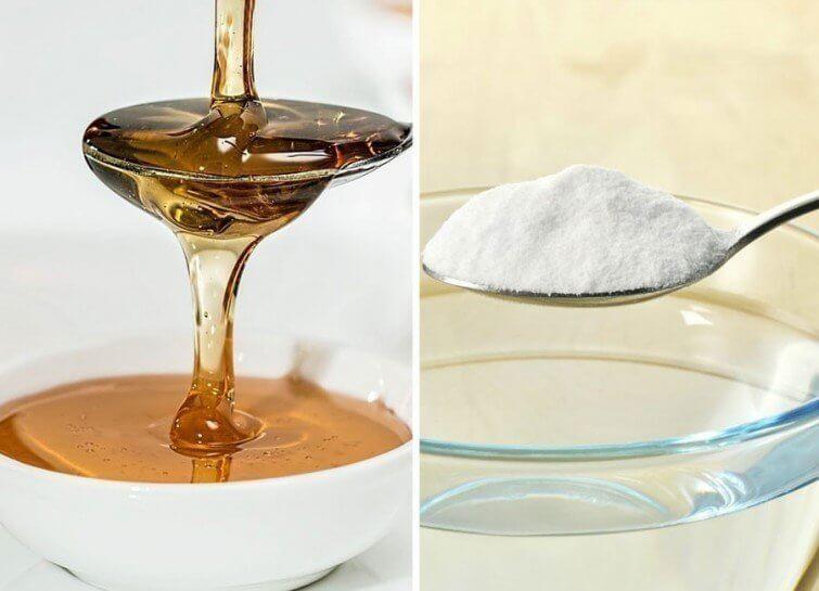 베이킹 소다와 꿀을 섞으면 어떤 효능이 나타날까?