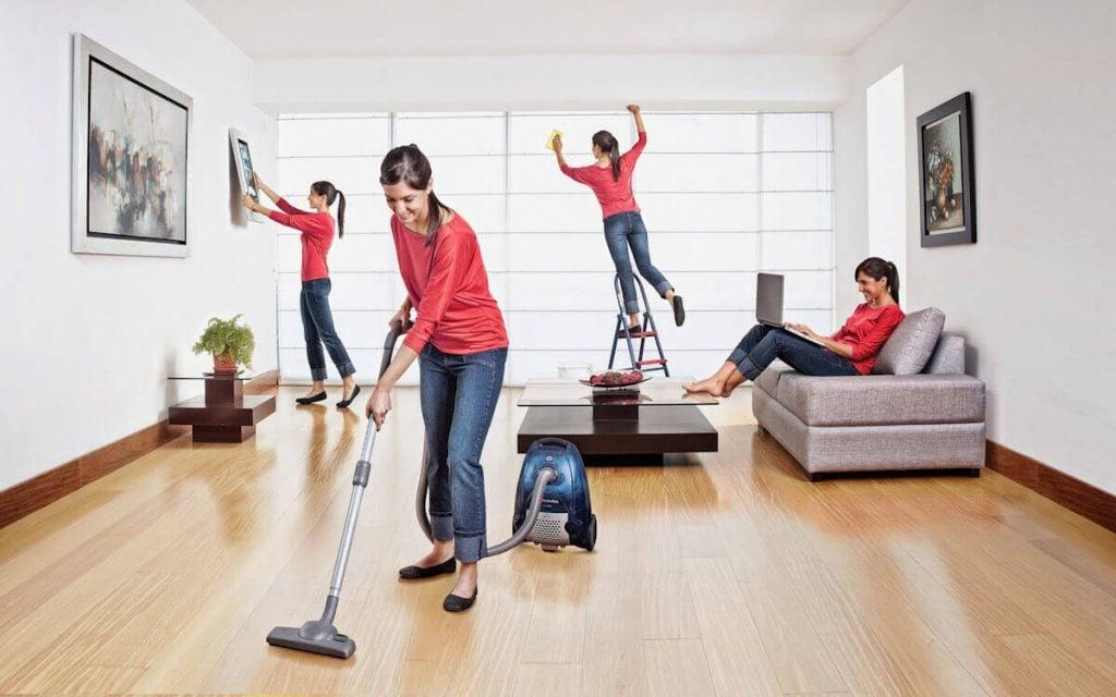 깨끗한 집을 유지하기 위한 10가지 팁