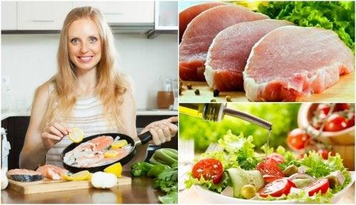 건강에 좋은 저지방 요리를 위한 6가지 팁