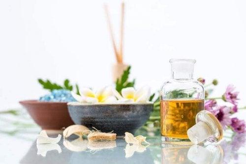 향기 가득한 실내를 위한 초간단 공기 청정제