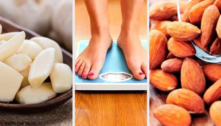 체중 감량을 위한 케톤생성 식단에 맞는 식품 7가지