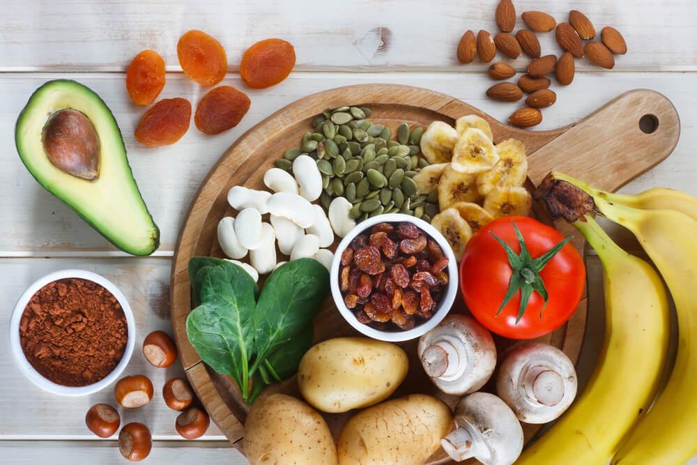 칼륨이 풍부한 식품 10가지를 식단에 더하자