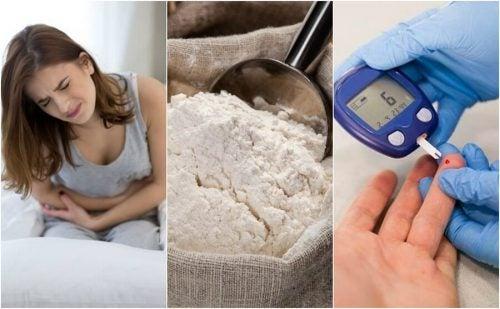 정제 밀가루가 미치는 6가지 영향